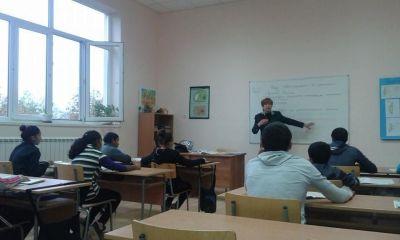Открит урок по биология в седми клас - ОУ Св. Св. Кирил и Методий - Загорци, общ. Средец