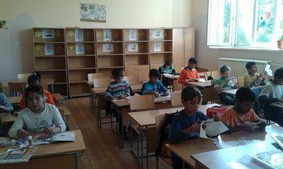 В час по домашна техника 4 клас - ОУ Св. Св. Кирил и Методий - Загорци, общ. Средец